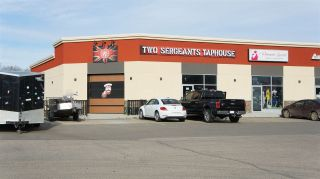 Main Photo: 501 -503 10470 98 Avenue: Fort Saskatchewan Retail for sale or lease : MLS® # E4087511