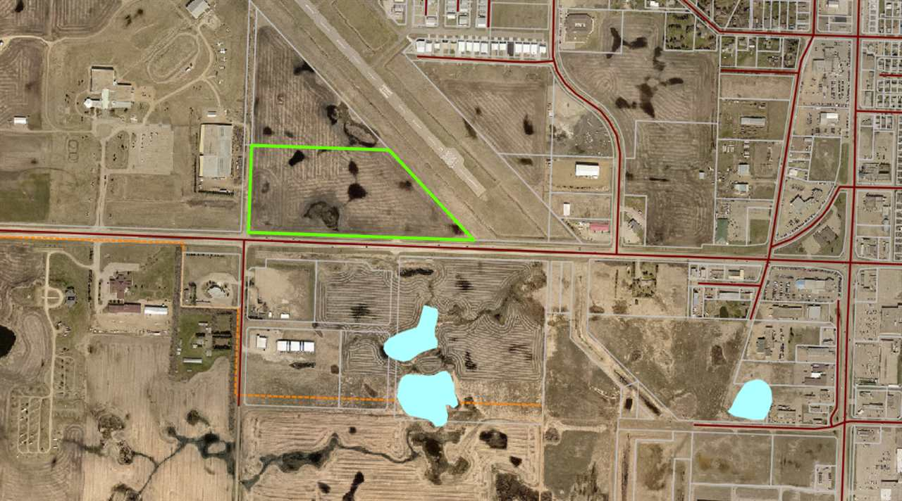 Main Photo: 6202 40 Avenue: Wetaskiwin Land Commercial for sale : MLS® # E4096074
