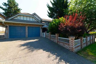 Main Photo: 7898 WOODHURST Drive in Burnaby: Forest Hills BN House for sale (Burnaby North)  : MLS®# R2296950