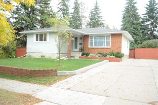Main Photo: 1 Linwood Crescent: St. Albert House for sale : MLS®# E4129212