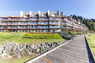 "Main Photo: 111 1120 TSATSU SHORES Drive in Delta: English Bluff Condo for sale in ""TSATSU SHORES"" (Tsawwassen)  : MLS®# R2313845"