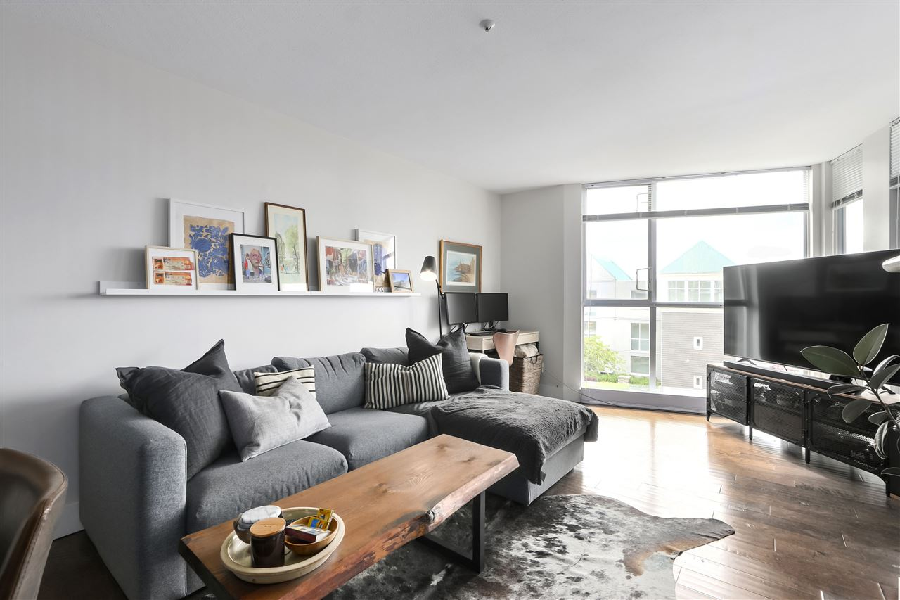 FEATURED LISTING: 210 - 8430 JELLICOE Street Vancouver