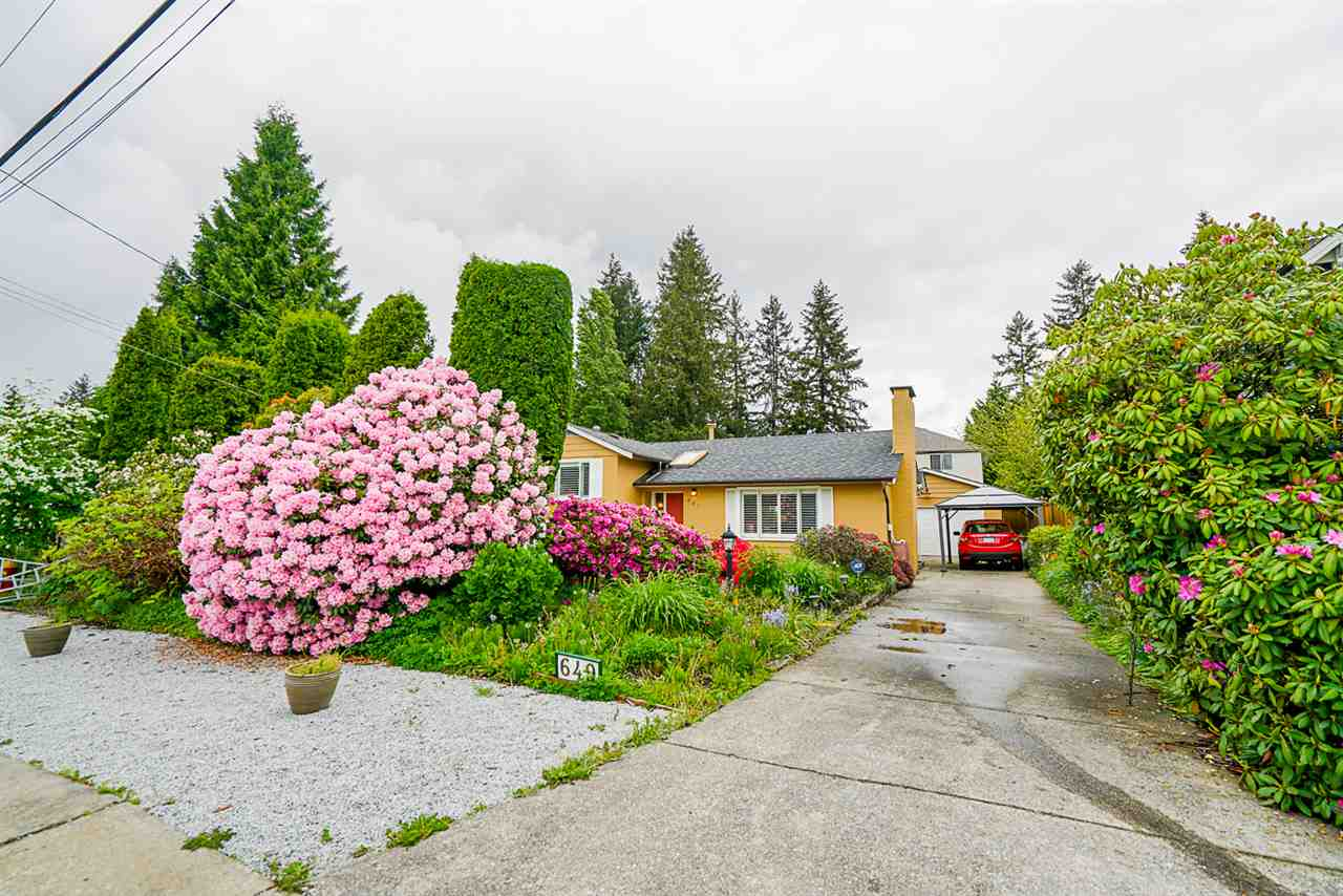 FEATURED LISTING: 649 CHAPMAN Avenue Coquitlam