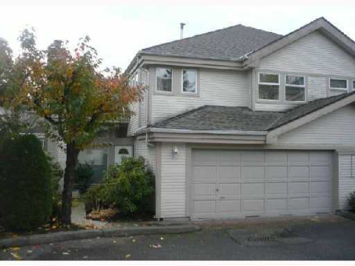 "Main Photo: 861 ROCHE POINT Drive in North Vancouver: Roche Point Townhouse for sale in ""SALISH ESTATES"" : MLS® # V872591"