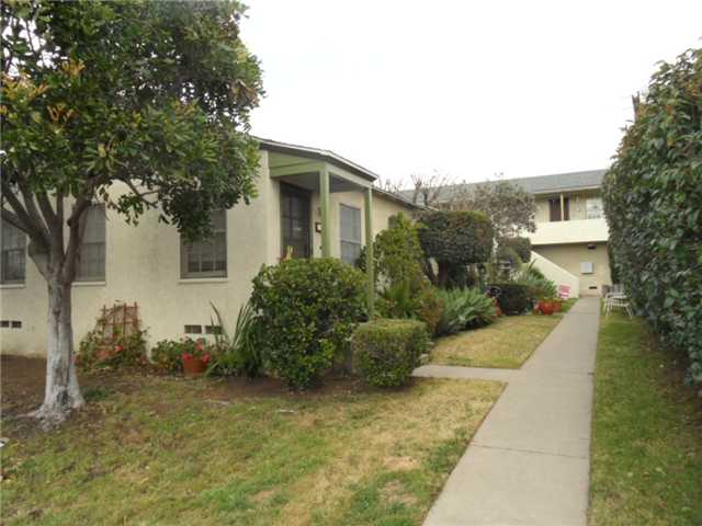 Main Photo: TALMADGE Property for sale: 4465-69 Euclid in San Diego