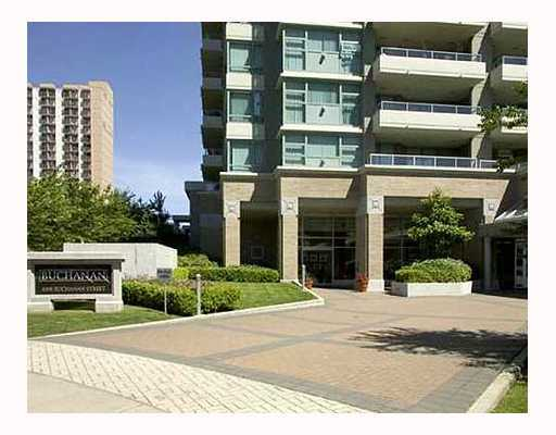 "Main Photo: 1802 4398 BUCHANAN Street in Burnaby: Brentwood Park Condo for sale in ""Buchanan Towers"" (Burnaby North)  : MLS®# V891463"