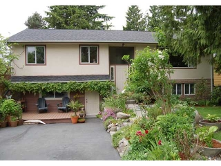 Main Photo: 924 KOMARNO Court in Coquitlam: Chineside House for sale : MLS® # V893374