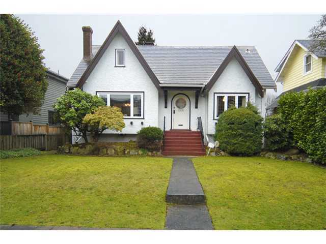 Main Photo: 2930 W 38TH Avenue in Vancouver: Kerrisdale House for sale (Vancouver West)  : MLS®# V906472