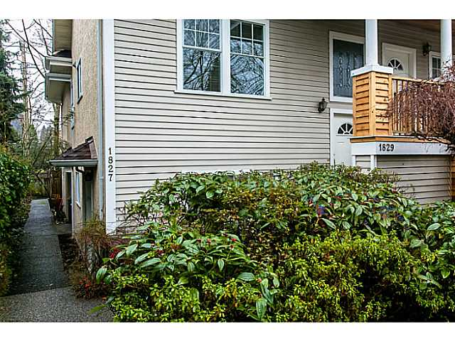 Photo 20: 1827 W 13TH Avenue in Vancouver: Kitsilano Townhouse for sale (Vancouver West)  : MLS(r) # V1044787