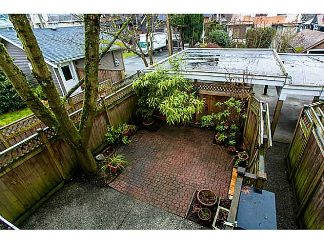 Photo 17: 1827 W 13TH Avenue in Vancouver: Kitsilano Townhouse for sale (Vancouver West)  : MLS(r) # V1044787