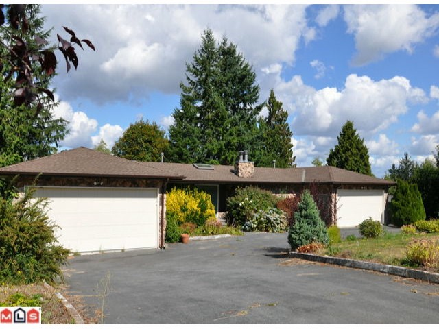 Main Photo: 17359  HILLVIEW PL in Surrey: Grandview Surrey House for sale (South Surrey White Rock)  : MLS® # F1106616