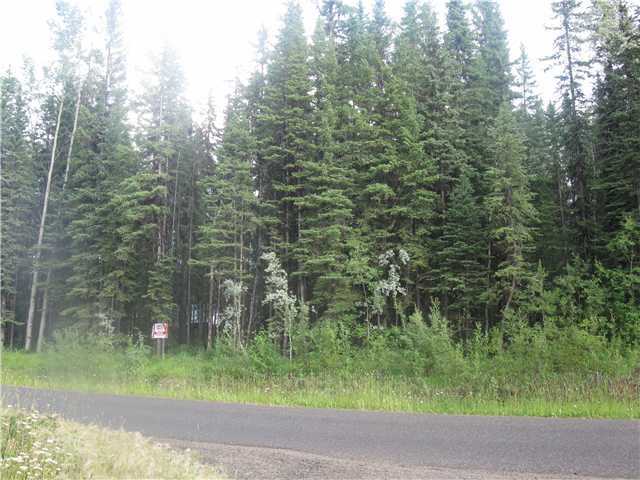 Main Photo: LOT 16 WOMACK Road in Lone Butte: Deka/Sulphurous/Hathaway Lakes Home for sale (100 Mile House (Zone 10))  : MLS® # N234619
