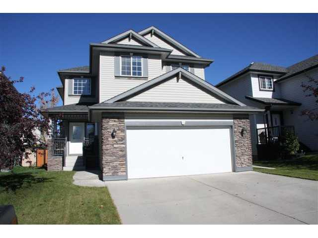 Main Photo: 43 CRYSTALRIDGE Crescent: Okotoks Residential Detached Single Family for sale : MLS® # C3637779