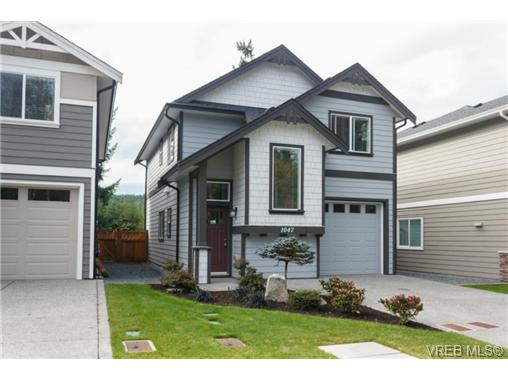 Main Photo: 1047 Braeburn Avenue in VICTORIA: La Happy Valley Single Family Detached for sale (Langford)  : MLS(r) # 343643