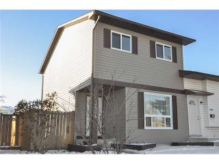 Main Photo: 3604 CEDARILLE Drive SW in Calgary: Cedarbrae Attached Home for sale : MLS(r) # C3643968
