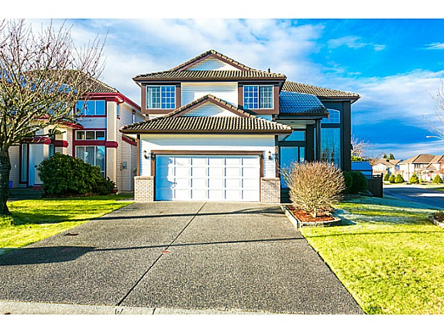 Main Photo: 2591 TIBER CLOSE Close in Port Coquitlam: Riverwood House for sale : MLS(r) # V1096845