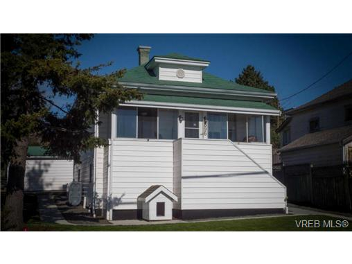 Main Photo: 896 Colville Road in VICTORIA: Es Old Esquimalt Single Family Detached for sale (Esquimalt)  : MLS® # 348055