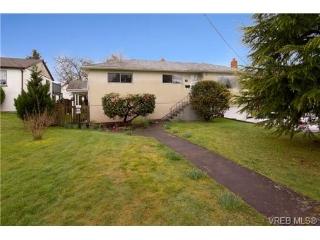 Main Photo: 211 Kamloops Avenue in VICTORIA: SW Tillicum Single Family Detached for sale (Saanich West)  : MLS(r) # 348316