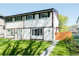 Main Photo: 213 W Dowling Avenue in WINNIPEG: Transcona Residential for sale (North East Winnipeg)  : MLS(r) # 1513342