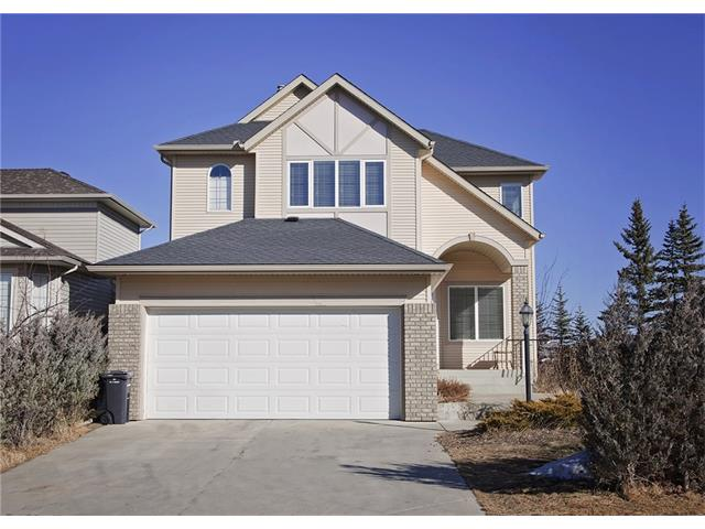 Main Photo: 1 SHEEP RIVER Heights: Okotoks House for sale : MLS®# C4051058