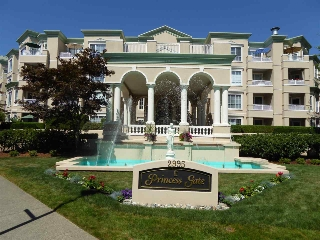 "Main Photo: 121 2995 PRINCESS Crescent in Coquitlam: Canyon Springs Condo for sale in ""PRINCESS GATE"" : MLS(r) # R2096211"