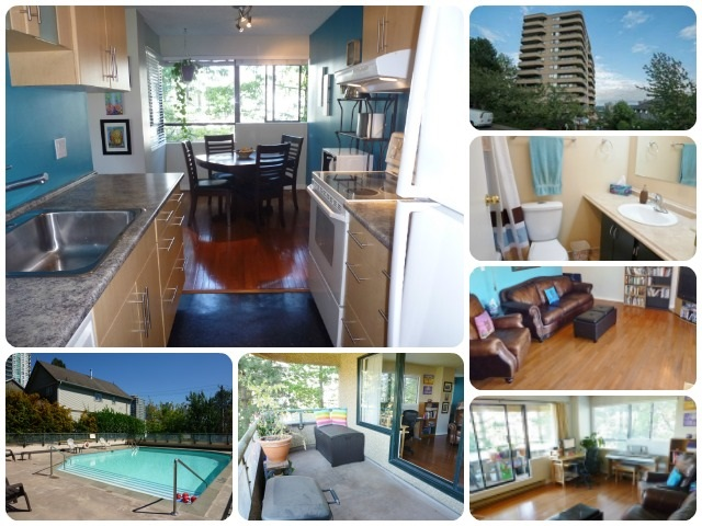 Main Photo: 402 1026 QUEENS Avenue in New Westminster: Uptown NW Condo for sale : MLS® # R2104067