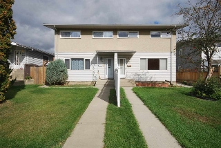 Main Photo: 8306 133A Avenue in Edmonton: Zone 02 House Half Duplex for sale : MLS(r) # E4037326