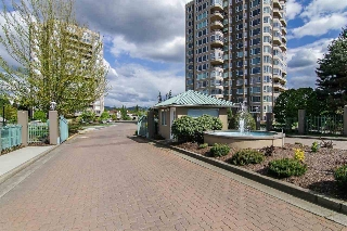 "Main Photo: 105 3150 GLADWIN Road in Abbotsford: Abbotsford West Condo for sale in ""Regency Park Tower 1"" : MLS(r) # R2139244"