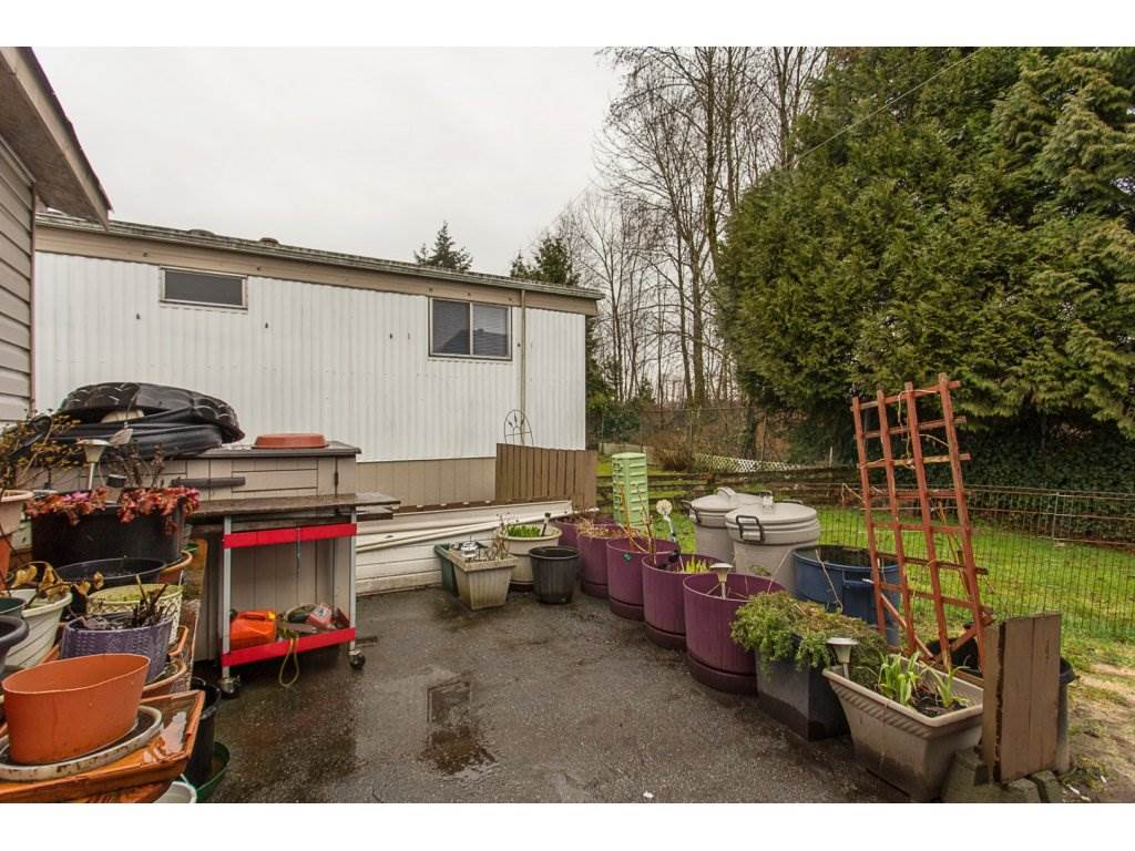 "Photo 20: 287 201 CAYER Street in Coquitlam: Maillardville Manufactured Home for sale in ""WILDWOOD MANUFACTURED HOME PARK"" : MLS® # R2147510"