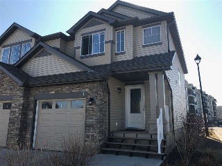 Main Photo: 1 9231 213 Street in Edmonton: Zone 58 House Half Duplex for sale : MLS(r) # E4060647