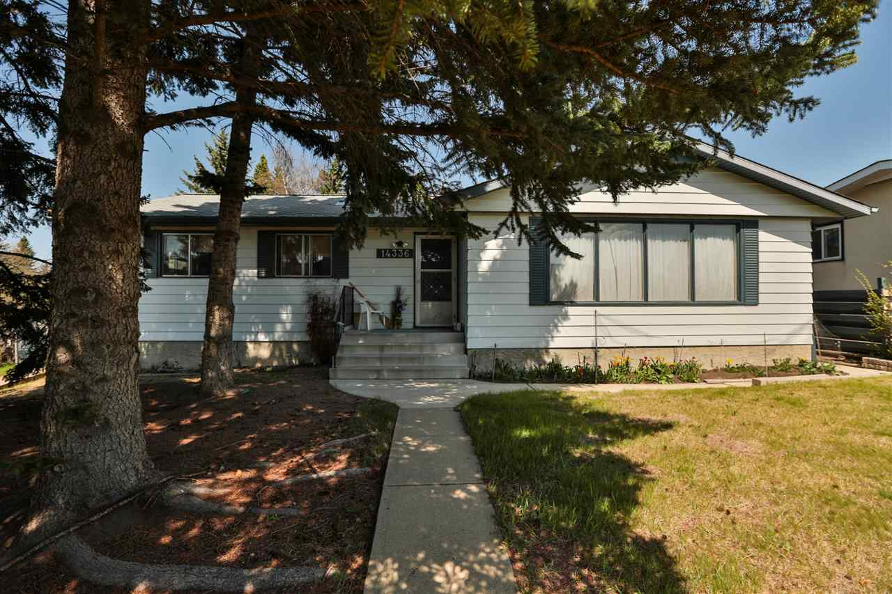 Main Photo: 14336 56 Avenue in Edmonton: Zone 14 House for sale : MLS(r) # E4063318