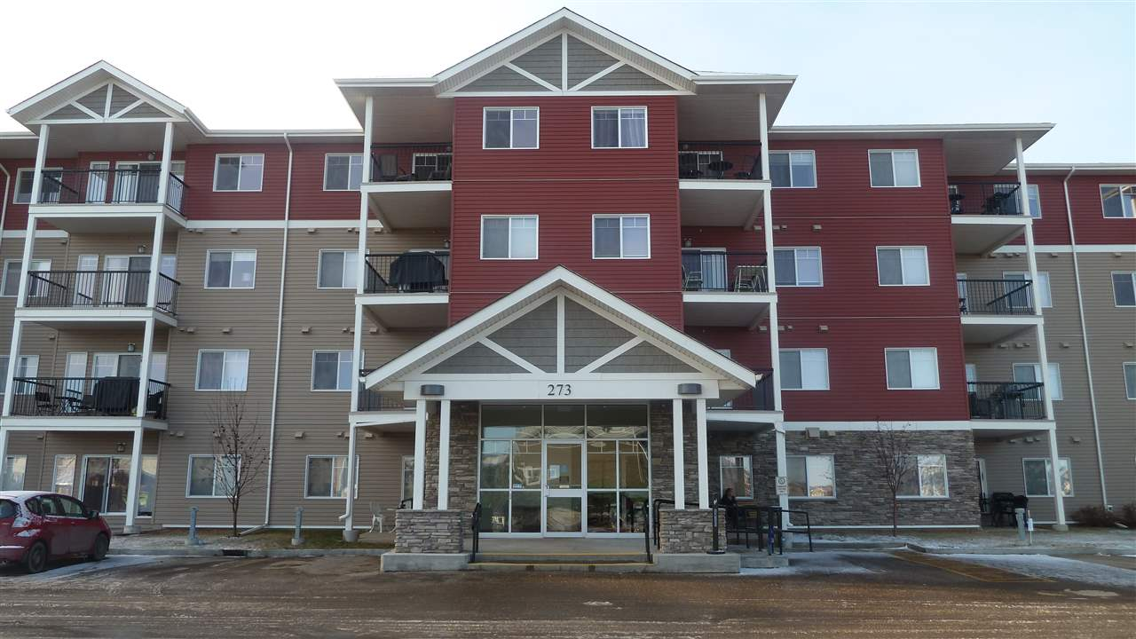 Main Photo: #204 273 Charlotte Way: Sherwood Park Condo for sale : MLS® # E4068393