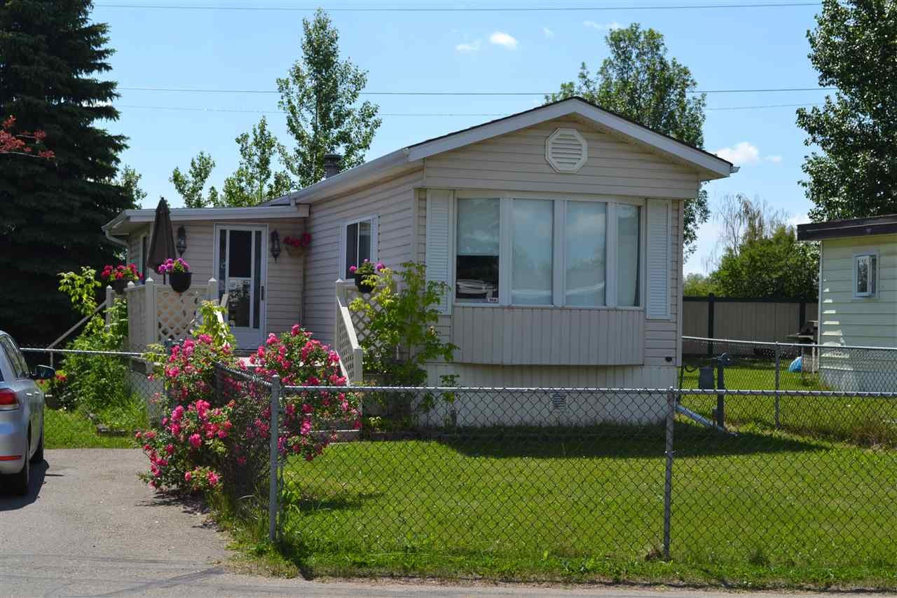 Main Photo: 4 Evergreen Park NW in Edmonton: Zone 51 Mobile for sale : MLS® # E4072177