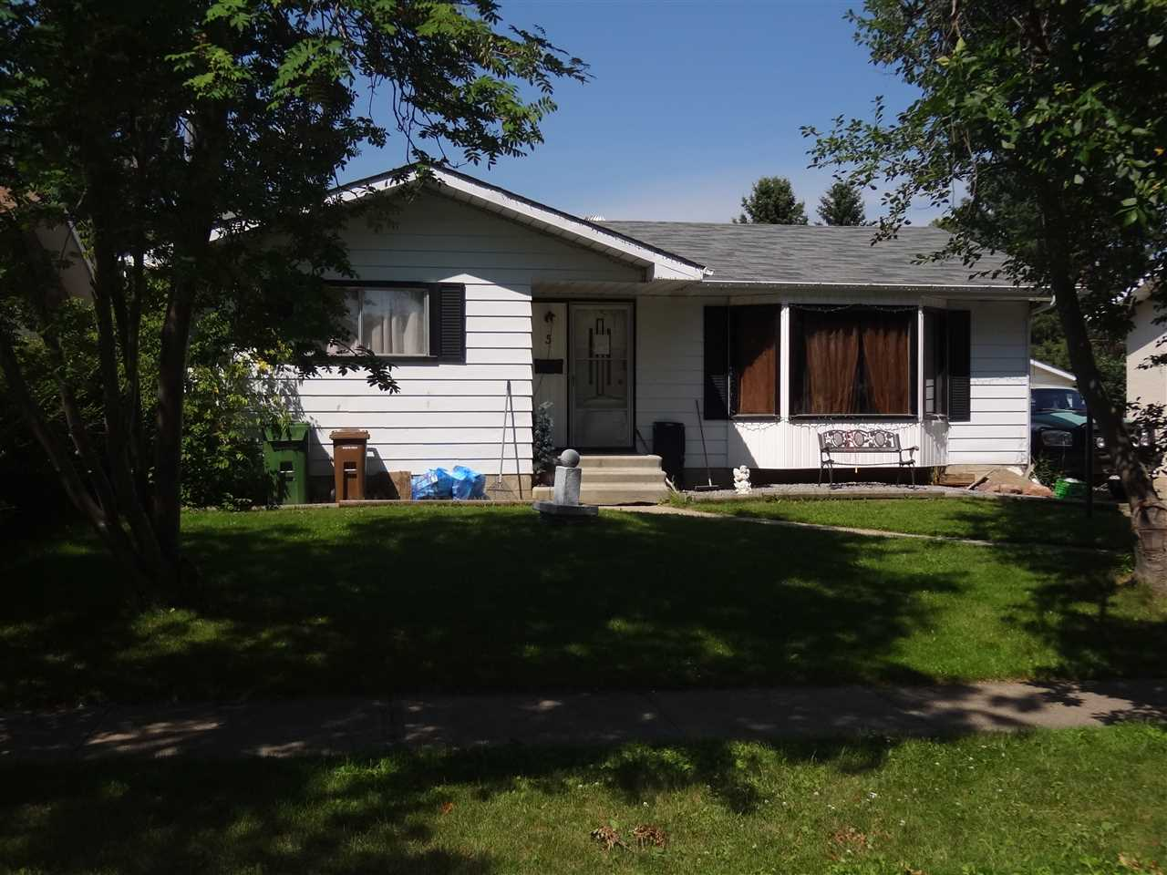 Main Photo: 5 MILBURN Crescent: St. Albert House for sale : MLS(r) # E4074900