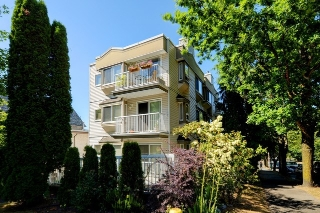 "Main Photo: 101 2295 PANDORA Street in Vancouver: Hastings Condo for sale in ""Pandora Gardens"" (Vancouver East)  : MLS® # R2209014"