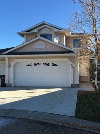 Main Photo: 20 49 COLWILL Boulevard: Sherwood Park House Half Duplex for sale : MLS® # E4083662