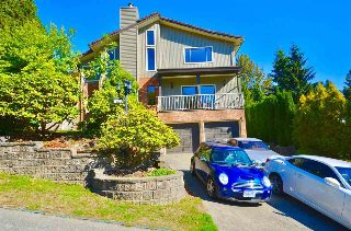 Main Photo: 1277 CHARTER HILL Drive in Coquitlam: Upper Eagle Ridge House for sale : MLS® # R2211216