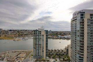 "Main Photo: 2106 1483 HOMER Street in Vancouver: Yaletown Condo for sale in ""WATERFORD"" (Vancouver West)  : MLS® # R2211494"