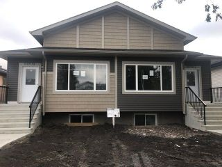 Main Photo:  in Edmonton: Zone 21 House Half Duplex for sale : MLS® # E4085426