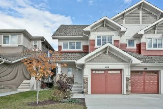 Main Photo: 3407 CAMERON HEIGHTS Cove in Edmonton: Zone 20 Attached Home for sale : MLS® # E4085452