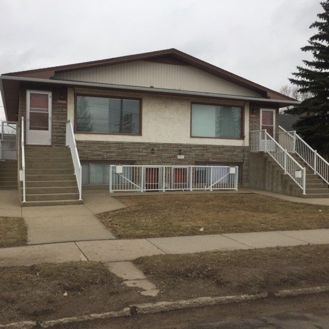 Main Photo: 7711 101 Avenue in Edmonton: Zone 19 House Duplex for sale : MLS® # E4086705