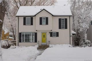 Main Photo: 456 Waverley Street in Winnipeg: Residential for sale (1C)  : MLS®# 1804713