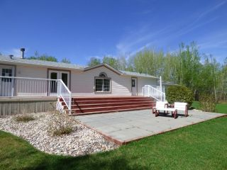 Main Photo: 51 54222 Rge Rd 25: Rural Lac Ste. Anne County Manufactured Home for sale : MLS®# E4101260