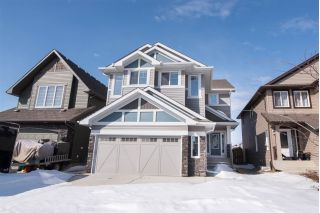 Main Photo: 117 Sunterra Way: Sherwood Park House for sale : MLS®# E4103738