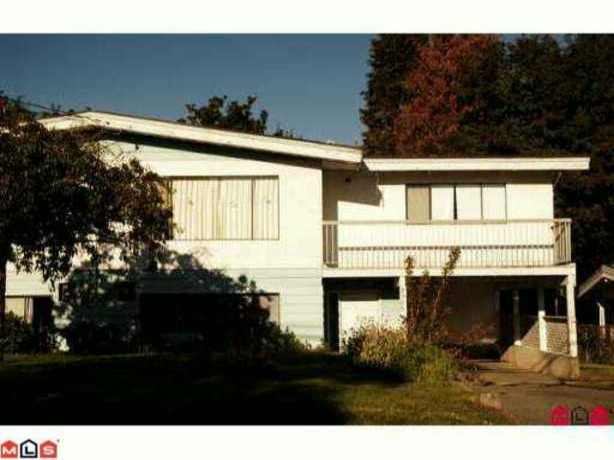 Main Photo: 2902 BABICH Street in Abbotsford: Central Abbotsford House Duplex for sale : MLS®# F1109113