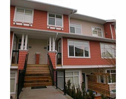 "Main Photo: 40 6878 SOUTHPOINT DR in Burnaby: South Slope Townhouse for sale in ""CORTINA"" (Burnaby South)  : MLS® # V579759"