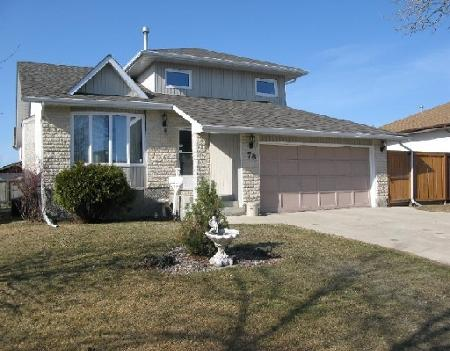 Main Photo: 78 SAND POINT BAY in WINNIPEG: Residential for sale (Canada)  : MLS(r) # 2907105