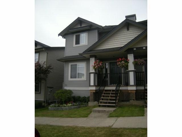 "Main Photo: 16518 60TH Avenue in Surrey: Cloverdale BC House 1/2 Duplex for sale in ""CONCERTO"" (Cloverdale)  : MLS® # F1326036"