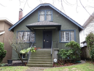 Main Photo: 3854 W 15TH Avenue in Vancouver: Point Grey House for sale (Vancouver West)  : MLS® # V1103885