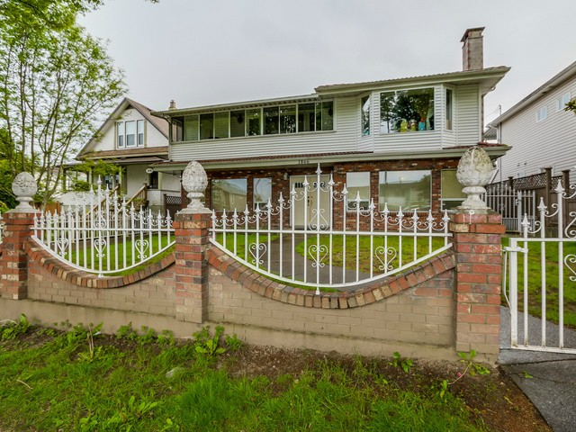 Main Photo: 1866 E 33RD Avenue in Vancouver: Victoria VE House for sale (Vancouver East)  : MLS® # V1121278